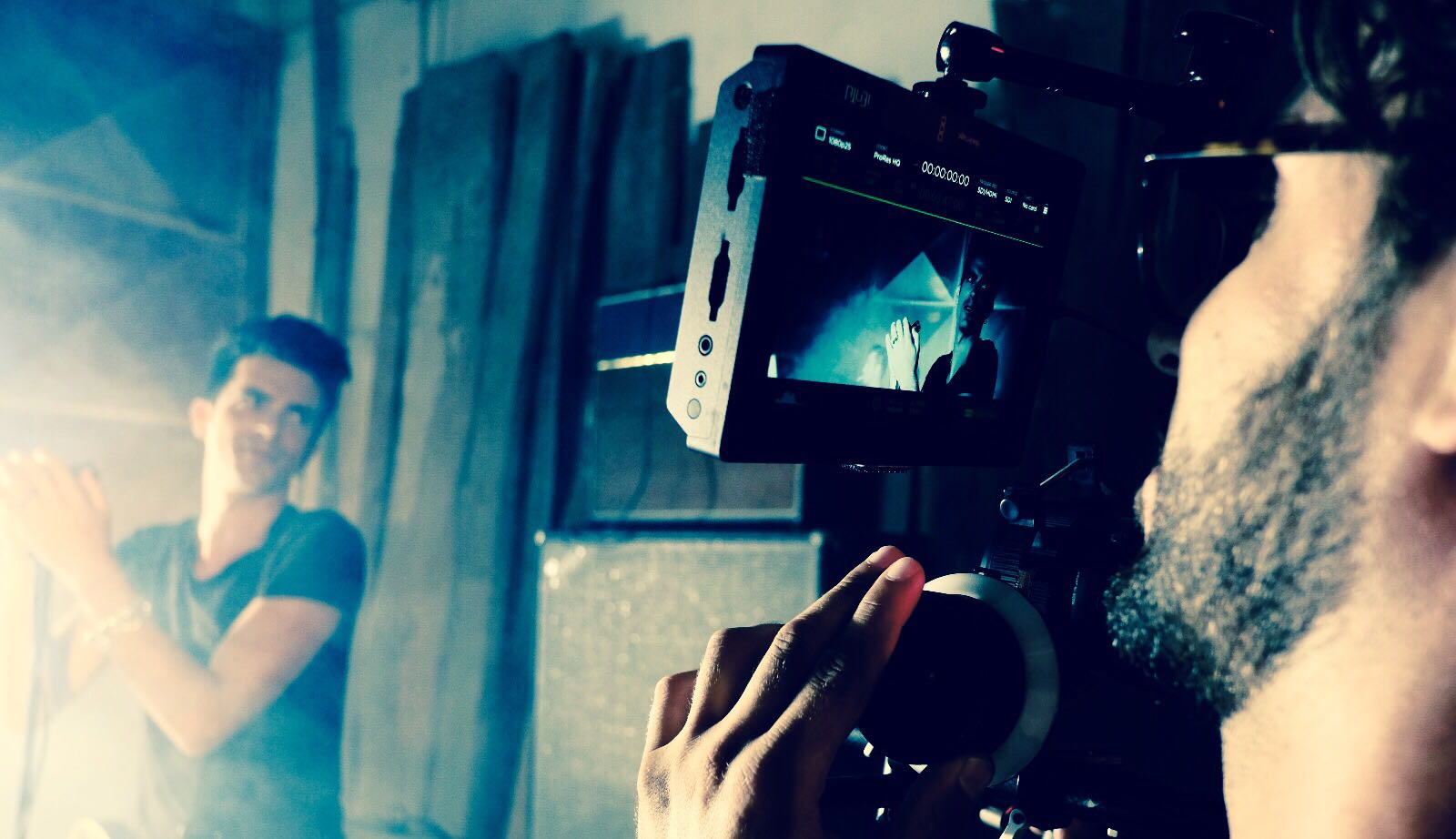 CAFIERO MALEDIRO' VIDEOCLIP IENTU FILM