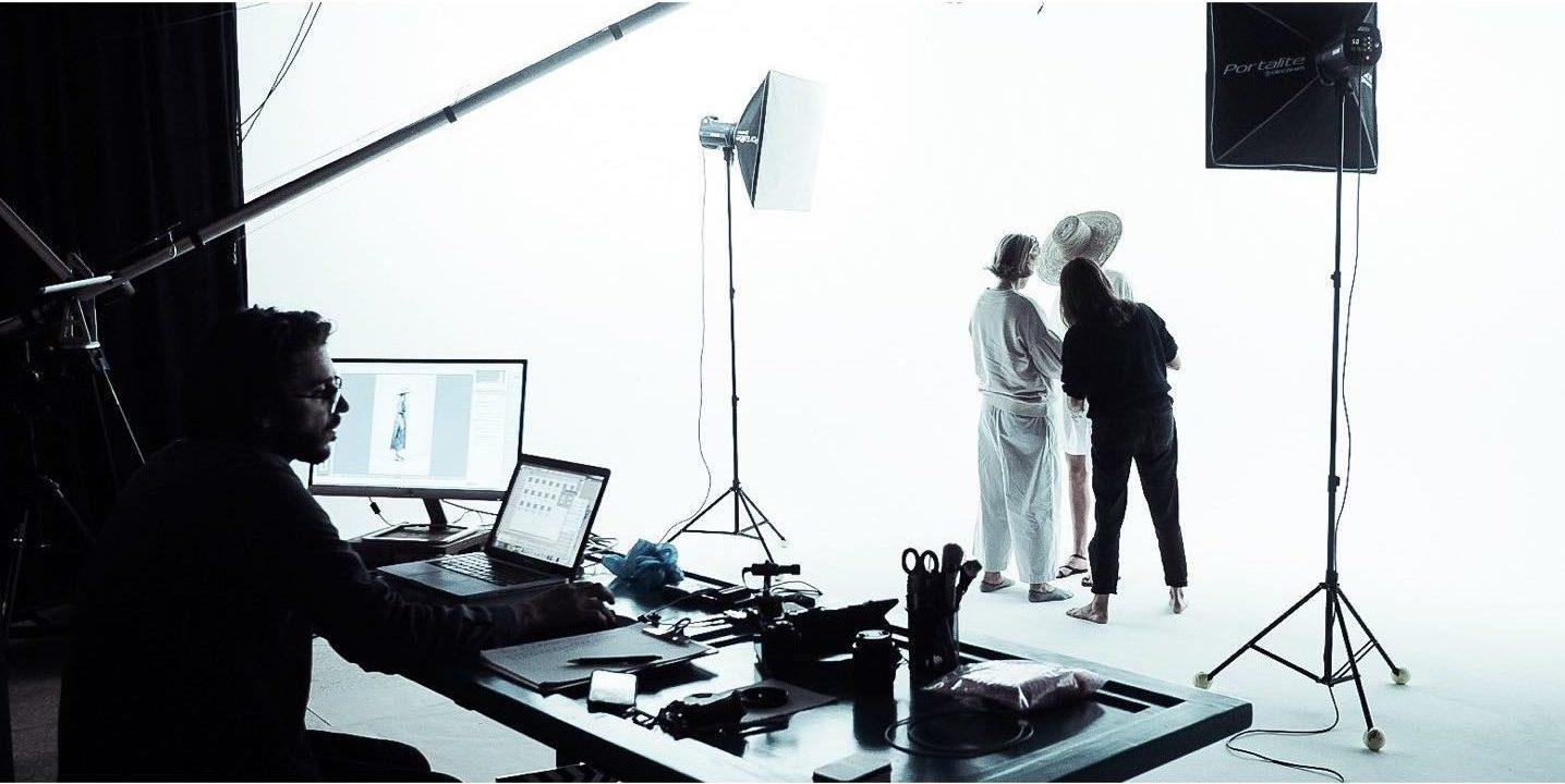 tulsi photoshooting