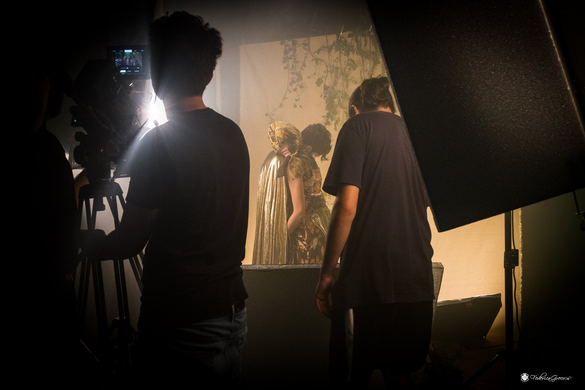 Limbo fotografico - Ientu Film Studio