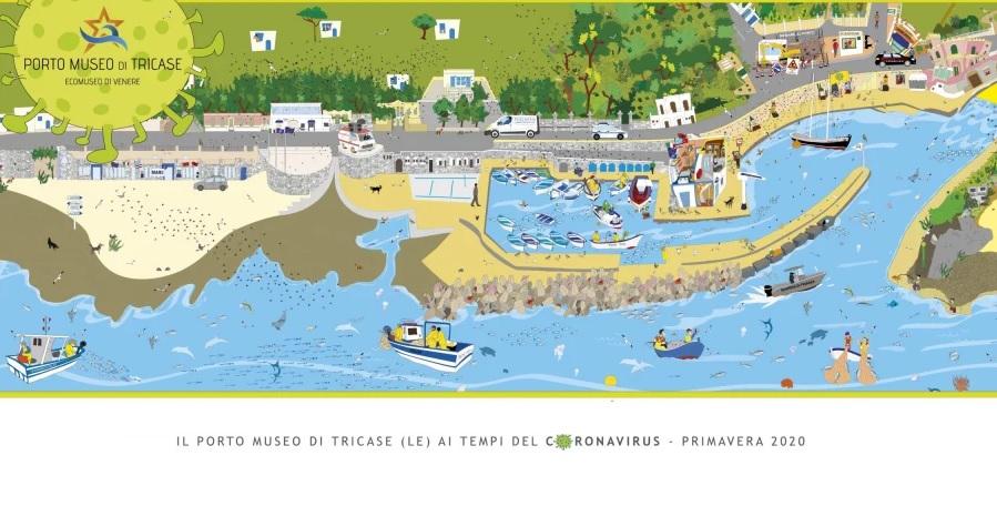 porto museo tricase covid-19